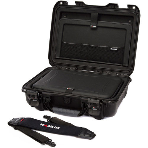 923 Case Black with Laptop Insert