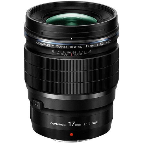 M.Zuiko ED 17mm f/1.2 PRO Lens