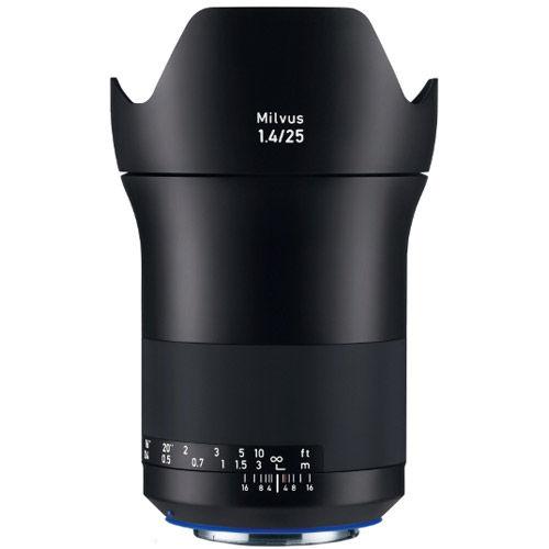 Image of Zeiss Milvus 25mm f/1.4 ZE Lens