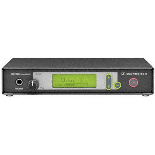 SR 2020-D-US Single Channel Rack-mountable Transmitter (926-928 MHz) Incl. NT92-120 & GA2