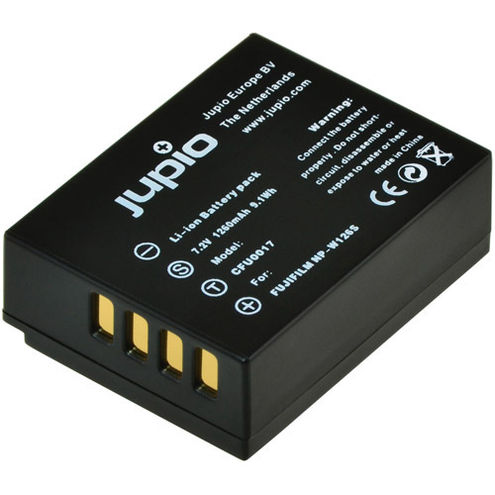 NP-W126S Lithium-Ion Rechargeable Battery for Fuji Cameras - 1260mAh