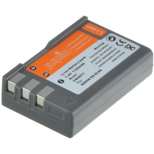 EN-EL9/EN-EL9A Lithium-Ion Rechargeable Battery for Nikon Cameras - 1100 mAh