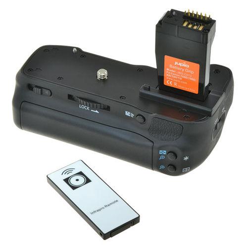 Batterygrip for Canon 750D/760D /X8i/T6s/T6i (BG-E18)