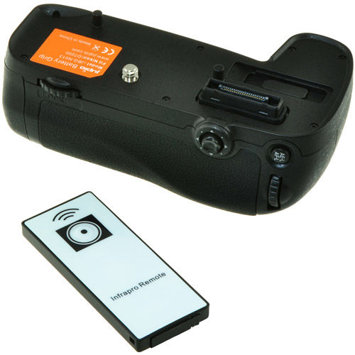 MB-D15 Batterygrip for Nikon D7100/D7200 with Wireless Remote Control Included