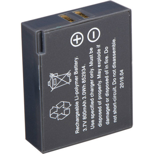 Rechargeable 3.7V Lithium-Ion Battery for UltraLITE & HUB Systems