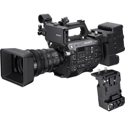 PXW-FS7 II XDCAM Super 35 Camera System w/ XDCA-FS7 Extension Unit for PXW-FS7