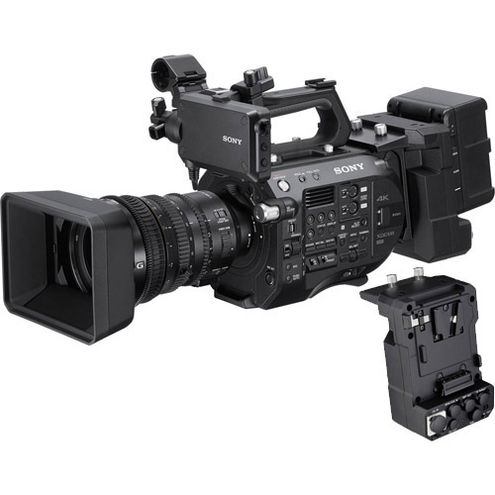 PXW-FS7 II XDCAM Super 35 Camera System w/ XDCA-FS7 Extension Unit for PXW-FS7