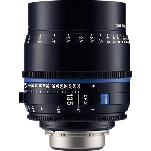 CP.3 2.1/135mm Lens - PL Mount (Feet)
