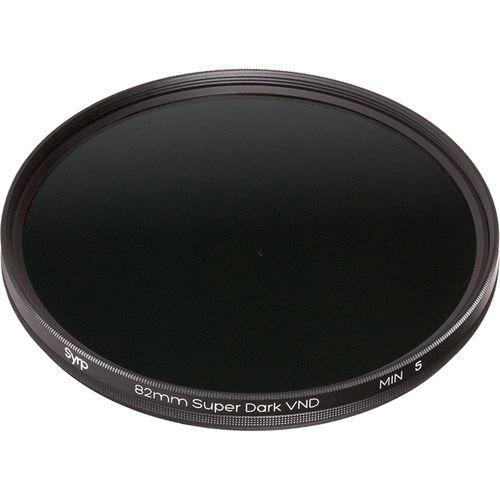 Super Dark Variable ND Filter Large 82mm