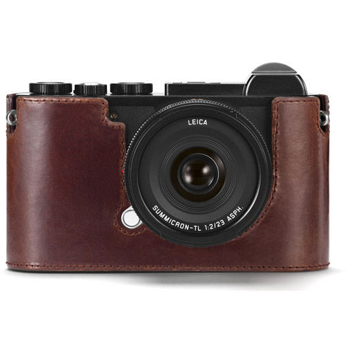CL Protector, Brown Leather