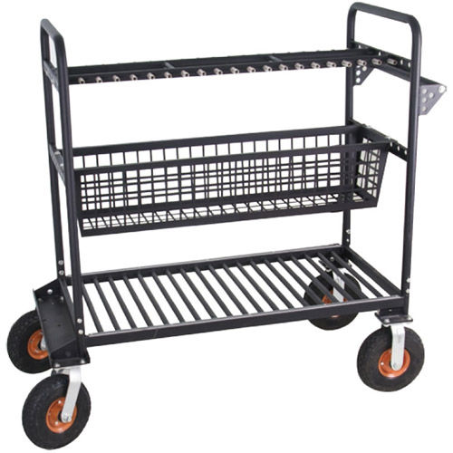 Deluxe C-Stand Cart