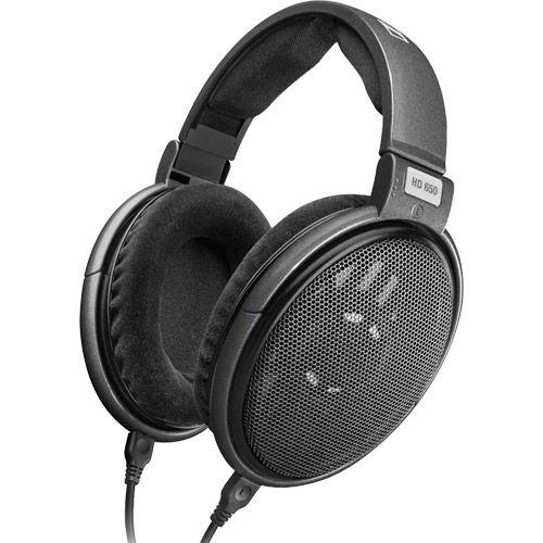 HD 650 Open-Aire, Audiophile-grade Hi-fi Stereo Headphones