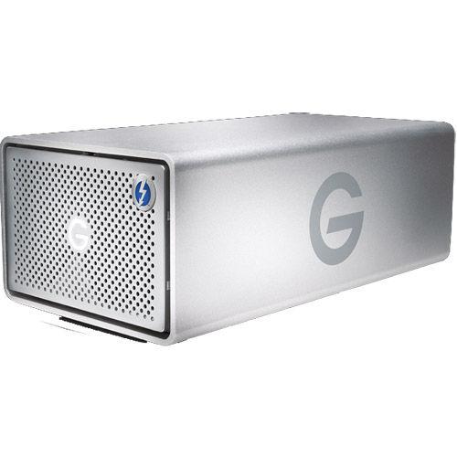 20TB G RAID 2x Thunderbolt 3 USB-C