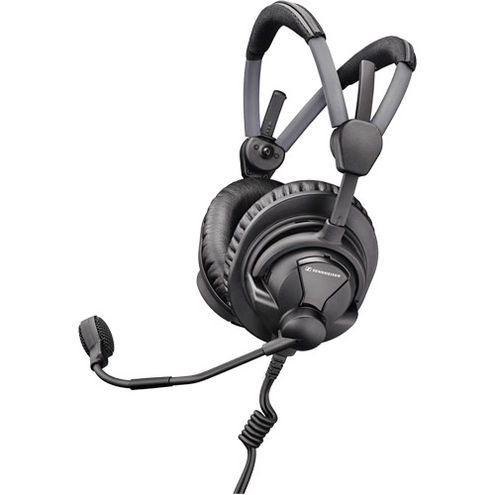 HMD 27 Professional Broadcast Headset for Commentators and Engineers