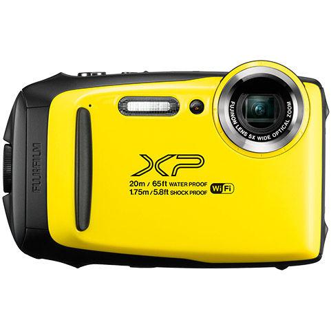 Finepix XP130 Yellow