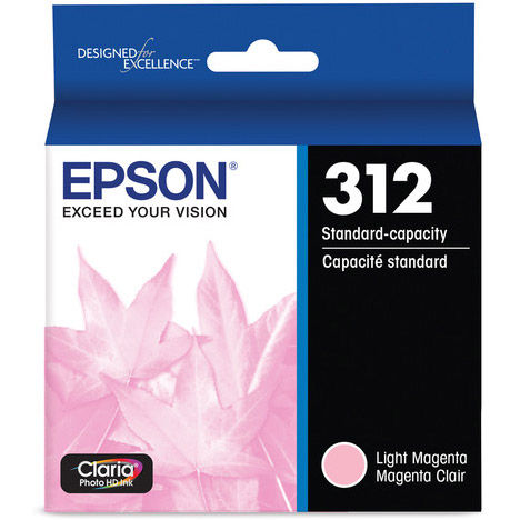 T312620-S Light Magenta Ink Cartridge w/ Sensormatic
