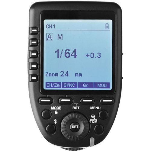 XProF TTL Wireless Flash Trigger for Fuji