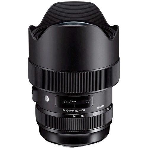 14-24mm f/2.8 DG HSM Art Lens for Canon