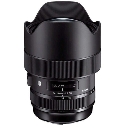 ART 14-24mm f/2.8 DG HSM Lens for Nikon