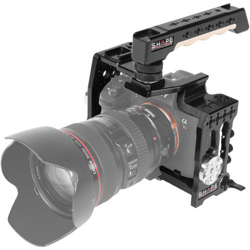 Sony A7R3 And A73 Cage With DSLR Handle