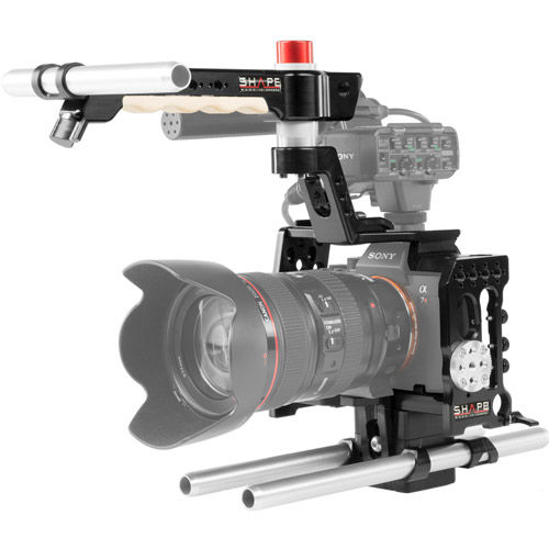 Shape WLB Sony A7R3 And A73 Cage 15mm Rod System