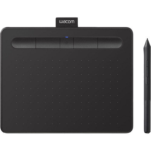Intuos S Bluetooth Black
