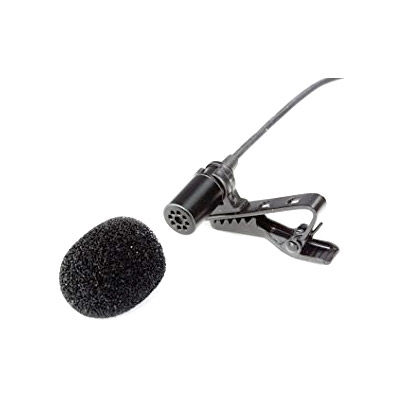 WM4C-M1 Replacement Lavalier Mic for SR-WM4C 4 Channel VHF Wireless System