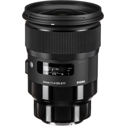 ART 24mm f/1.4 DG HSM Lens for Sony E-Mount