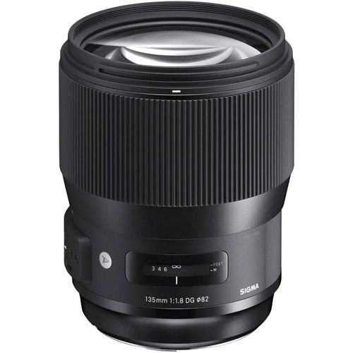 ART 135mm f/1.8 for Sony