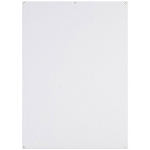 X-Drop Wrinkle-Resistant Backdrop High-Key White (5' x 7')
