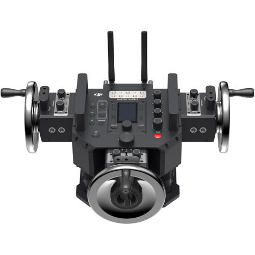 DJI Ronin Master Wheels 3-Axis