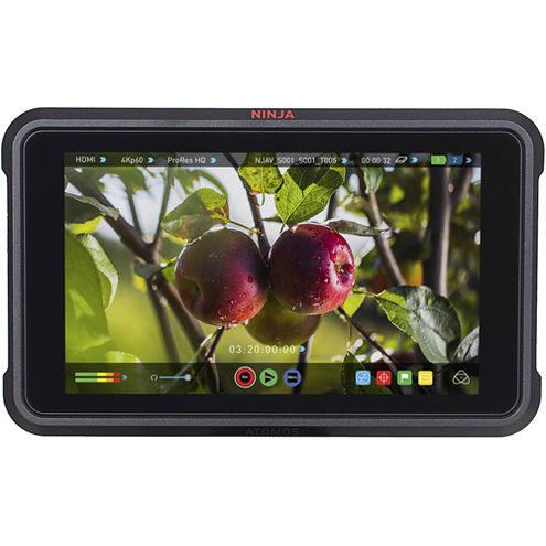 "Ninja V 5"" HDR Monitor - 4K60P ProRes Recorder"