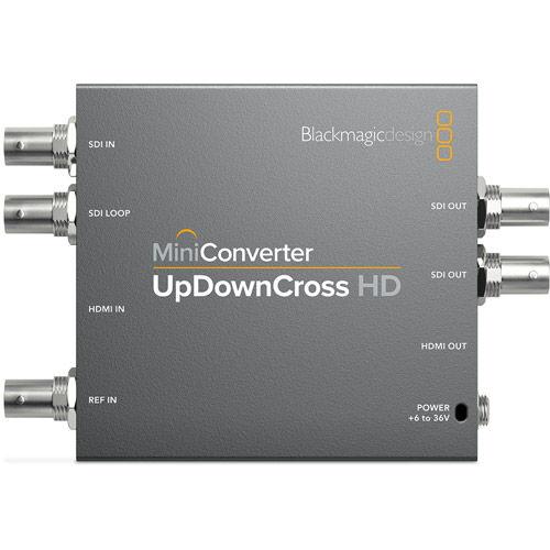 Mini Converter UpDownCross HD