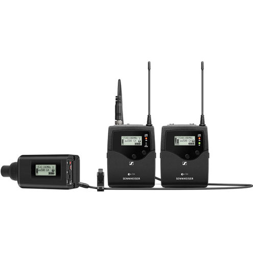 EW 500 FILM G4-GW1 Portable Wireless Combo System