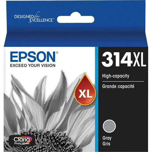 T314XL720-S Grey Ink Cartridge High Capacity w/ Sensormatic for XP-15000