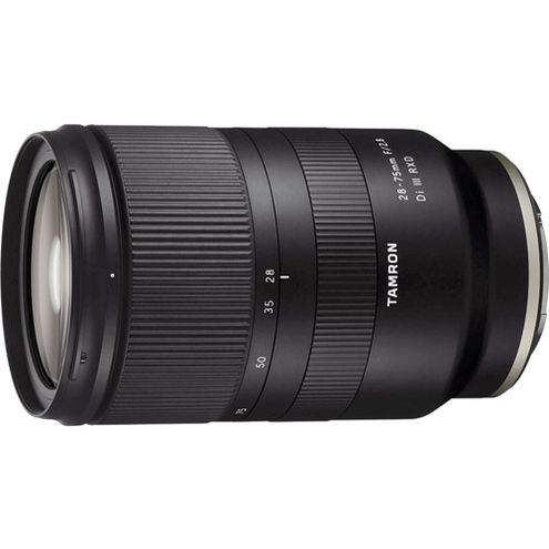 28-75mm f/2.8 Di III RXD Lens for Sony E-Mount