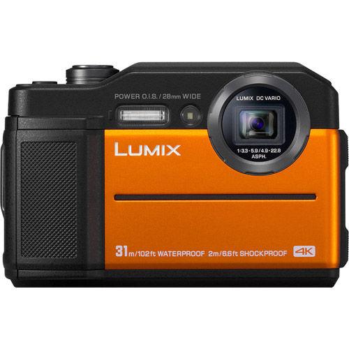 Lumix DC-TS7 Orange