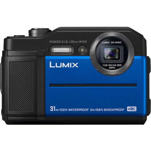 Lumix DC-TS7 Blue