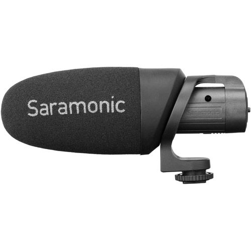 CamMic+ CamMic Lightweight On-Camera Microphone