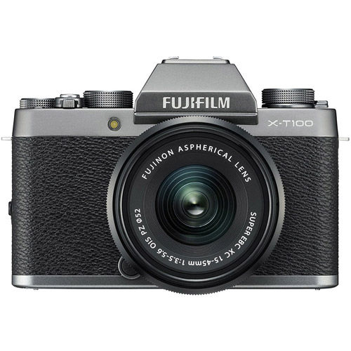 Fujifilm X-T100 Mirrorless Kit