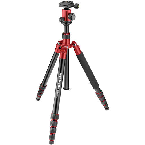 Big Red W: Manfrotto Element Traveller Aluminium Tripod Kit Big Red 5