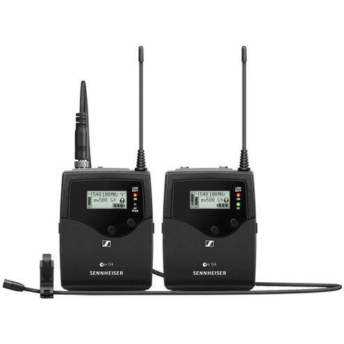 EW 512P G4 AW+ Portable Lavalier Wireless Set  (470 - 558 MHz)