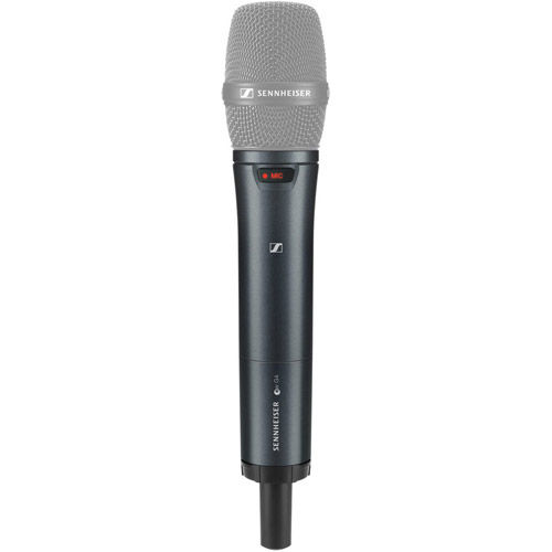 SKM 100 G4-S-A Wireless Handheld Dynamic Cardioid Microphone Band(A/516 - 558 MHz) without capsule