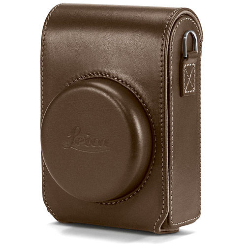 C-Lux Leather Case, Taupe