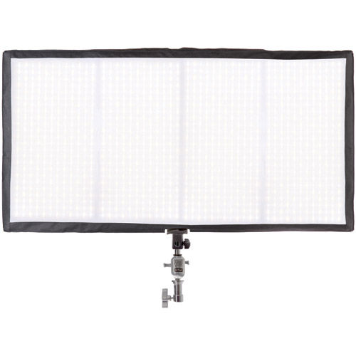 2 x LG-V116C2K1 Versatile XF Dual LED Kit with LG-VQ4BD 4K1 Backing +Diffusion and String Bag
