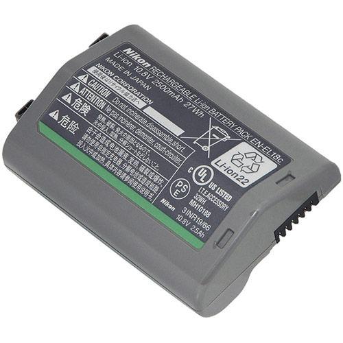 EN-EL18C Rechargeable Battery for D5, D850 (w/ MB-D18)