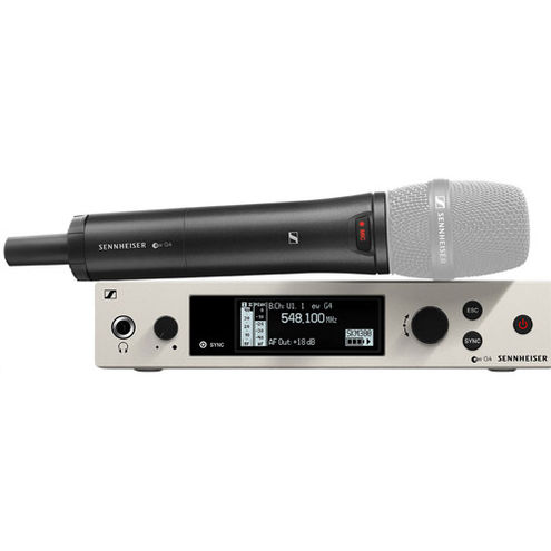 EW 300 G4-BASE SKM-S-GW1 Wireless Base Handheld  Microphone 566-608MHZ -NO CAPSULE
