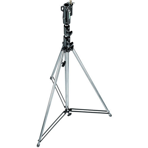 Steel Tall Stand With Leveling Leg