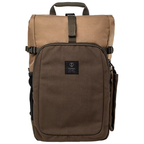 Fulton 14L Backpack - Tan/Olive