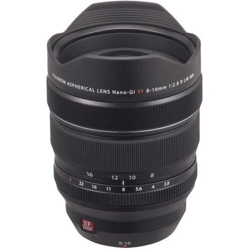 Fujinon XF 8-16mm f/2.8 R LM WR Lens